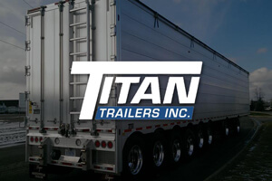 West Michigan Titan Trailers