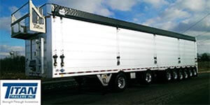 West Michigan Live Floor Trailers